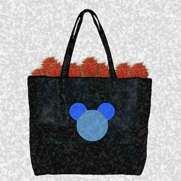 purse water rambutans